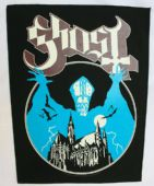 Ghost - Opus Eponymous' Giant Backpatch